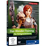 "Das Blender-Training f�r Fortgeschrittenevon ""Galileo Press"""