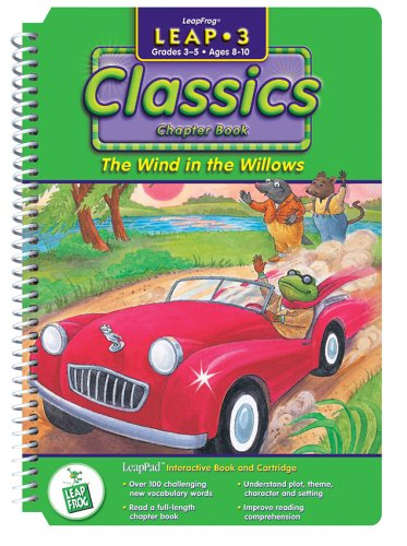 LeapStart Book - Wind in the Willows - 1