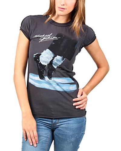 Amplified T-Shirt Michael Jackson carbon