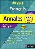 echange, troc Miguel Degoulet, Ghislaine Zaneboni - Annales Français BTS