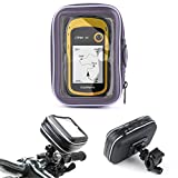 DURAGADGET Road Bike Handlebar 112mm Sat Nav Mount / Case For Garmin Edge 1000, Garmin Nuvi Models Inc. Edge 800, Edge 810, Dakota 20, Dakota 10, eTrex 30, eTrex 20, eTrex 10 & Nuvi 30