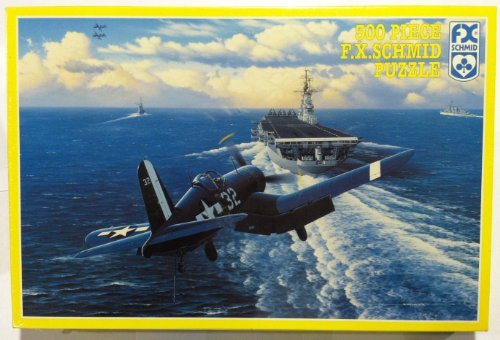 Approach to the Intrepid - 500 Piece Puzzle
