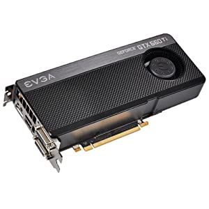 EVGA GeForce GTX 660Ti 2048MB GDDR5 DVI-I, DVI-D, HDMI, DP, SLI Graphics Card (02G-P4-3660-KR) Graphics Cards 02G-P4-3660-KR