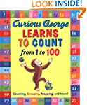 Curious George Learns to Count from 1...