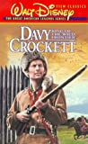 Davy Crockett: King of Wild Frontier [VHS]