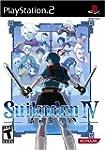Suikoden IV - PlayStation 2