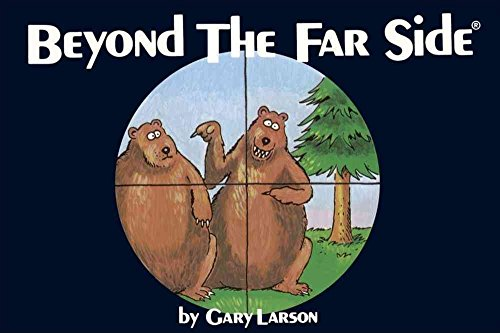 [(Beyond the Far Side)] [By (author) Gary Larson] published on (August, 1983)