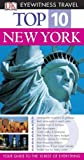 New York (Eyewitness Top 10 Travel Guide)