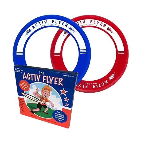 Cool Christmas Gifts.Best Kids Frisbee Rings 2 Pack Super Cool Christmas Gifts Birthday Presents Fun Toys For Boys Girls Play Ultimate Outdoor Games At Beach