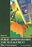 img - for Public Administration and Management: The Grassroots book / textbook / text book