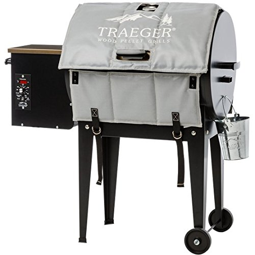 Traeger Pellet Grills BAC020 Insulation Cold Weather Blanket for BBQ155 Junior BBQ (Bbq Heat Blanket compare prices)