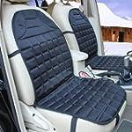 Zone Tech 12-Volt Heated Seat Cushion...
