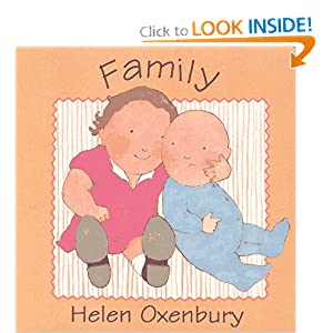 Family (Oxenbury Board Books)