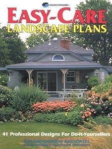 Easy care landscape plans 41 professional designs for do for Easy care landscape plans