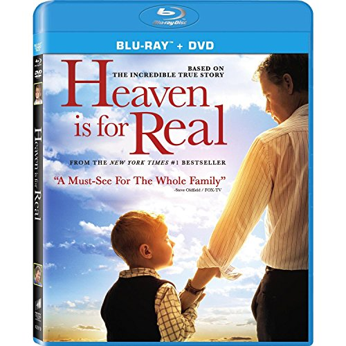 Heaven is For Real [Blu-ray + DVD] (Bilingual) (Blu-ray)