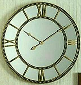 Better Homes And Gardens Mirror Clock