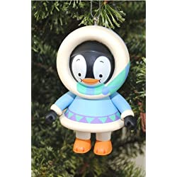 2011 Polar Penguin Mystery Ornament Hallmark 2011