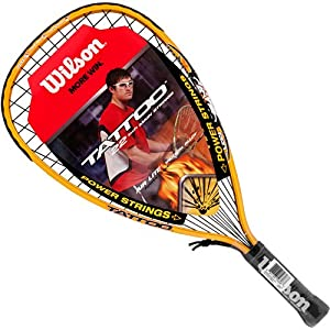 Buy Wilson Tattoo Racquetball Racquet by Wilson