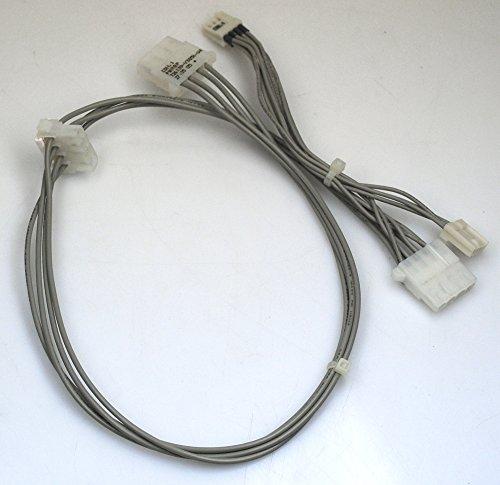 Fujitsu A3C40057446 T26139-Y3856-V4 88033668 Power Kabel 60cm für PRIMERGY TX200