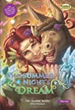 A Midsummer Nights Dream The Graphic Novel: Plain Text (Shakespeare Range)