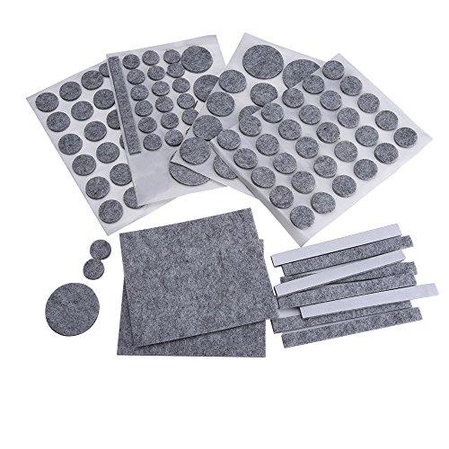 mudder-muebles-de-fieltros-almohadillas-de-proteccion-para-silla-y-piso-gris-132-piezas