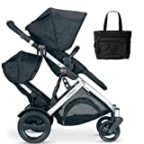 Britax B-Ready Stroller and 2nd Stroller Seat-Black