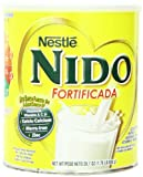 Nestle Nido Instant Dry Whole Milk Powder, Fortificada, 1.76 Pound Can