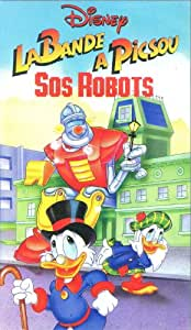 La Bande À Picsou : sos robots