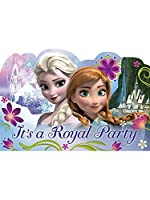 Frozen Invitations w/ Envelopes (8ct) from AMSCAN