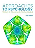 img - for Approaches to Psychology book / textbook / text book