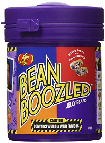 Jelly Belly 63965 3.5 Oz. Beanboozled Mystery Bean Dispenser (Pack of 2) (Yucky Jelly Beans compare prices)