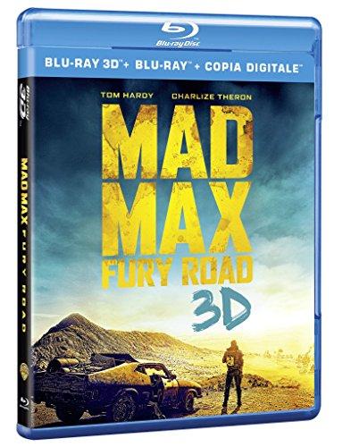 Mad Max: Fury Road (Blu-Ray 3D)