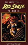 The Adventures Of Red Sonja Volume 3
