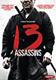 Cover art for  13 Assassins