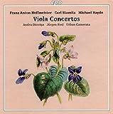 ヴィオラ・クラシック-3つのヴィオラ協奏曲集
