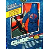 G I JOE COBRA COMMANDER- 12 Figure Hall Of Fame 1991 Electric Sound & Weapon