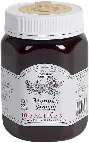 Honeyland Active 5+ Manuka Honey, 2.2 lb Jar