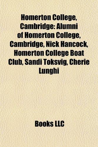 Homerton+College%2C+Cambridge%3A+Alumni+of+Homerton+College%2C+Cambridge%2C+Nick+Hancock%2C+Homerton+College+Boat+Club%2C+Sandi+Toksvig%2C+Cherie+Lunghi