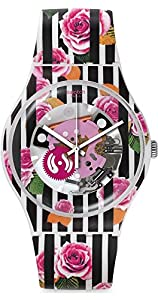 Swatch SUOW110 New Gent Rose Explosion Watch