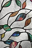 Artscape 02-3021 New Leaf Window Film,24 by 36-Inch