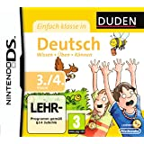 DUDEN Einfach Klasse in Deutsch 3./4. Klasse - [Nintendo DS]