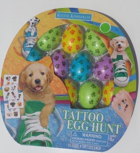 Keith Kimberlin Tattoo Egg Hunt