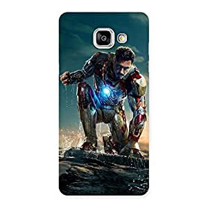 Stylish Style Genius Multicolor Back Case Cover for Galaxy A5 2016
