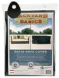 Backyard Basics Patio Sofa Cover, 85 x 40 x 35 Inch