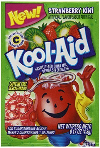kool-aid-strawberry-kiwi-unsweetened-soft-drink-mix-017-ounce-packets-pack-of-192-by-kool-aid