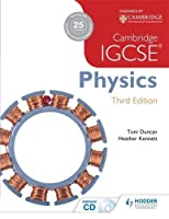 Cambridge IGCSE® Physics, 3rd Edition Front Cover