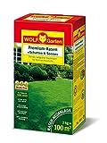 Lawn & Patio - WOLF-Garten Rasen Schatten & Sonne Supra LP 100 f�r 100 qm