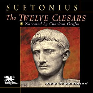 The Twelve Caesars Audiobook