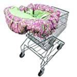EZ Carry Floppy Seat - Pink Paisley