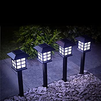 Solar Pathway Lights for Lawn